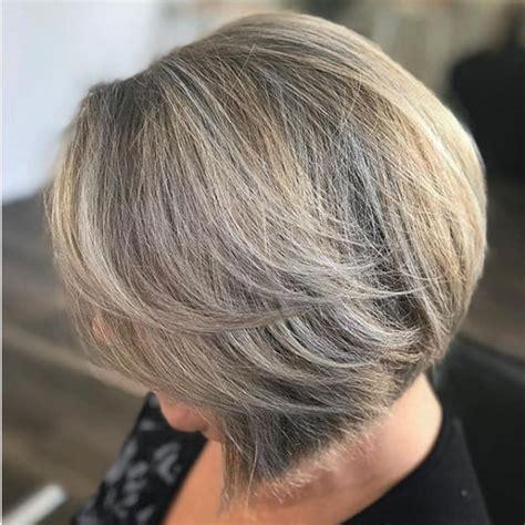 gray hair color shades gorgeous gray hair color shades that ll make you rethink