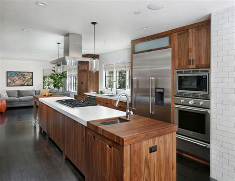 hillsborough spanish influence contemporary kitchen san francisco by allwood