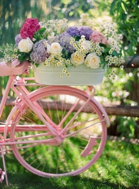 Garden Decoration Bicycle by Bicycle Garden Decorating Idea Creative Ads And More