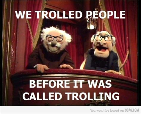 Waldorf And Statler Meme - statler and waldorf muppets pinterest the