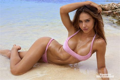 libro sports illustrated swimsuit 2018 alexis ren stars in sports illustrated swimsuit edition