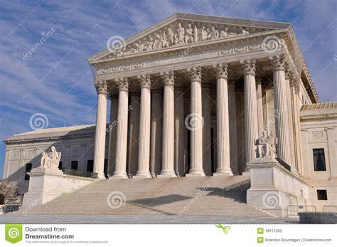washington dc map supreme court us supreme court building in washington dc stock photo
