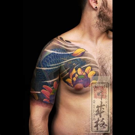 full effect tattoo 17 best images about shige on back tattoos