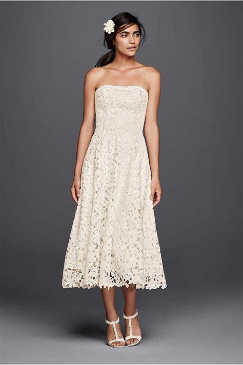 Tea Length Wedding Dresses by Tea Length Dress Oasis Fashion