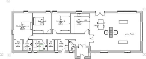 bungalow house plans ireland house plans maigue architect designed irish houses floorplan ie