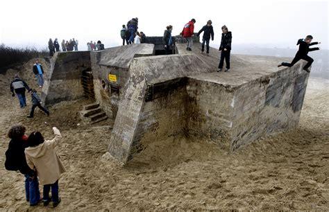 schouw velsen noord bunkers forten