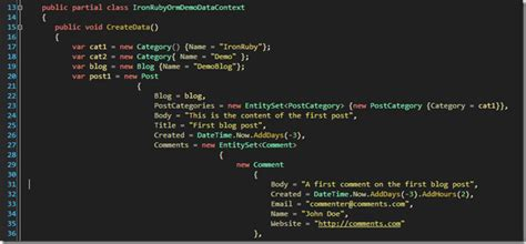 color themes visual studio code color scheme for visual studio with resharper and ruby in