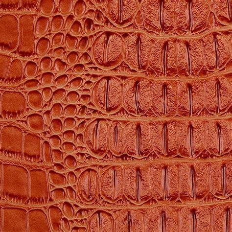 gator upholstery fabric orange metallic gator upholstery vinyl fabric sold by
