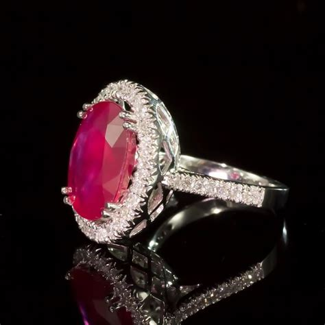 Ruby 8 85ct 14k gold 8 94ct ruby 0 85ct ring