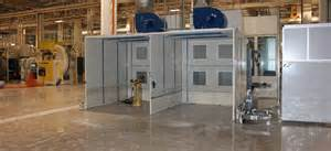 Paint Spray Booth Design - water wash spray booth without pump industrial spray solutions