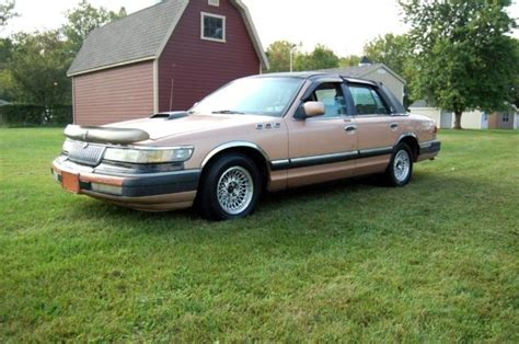 automobile air conditioning service 1994 mercury grand marquis on board diagnostic system 1994 mercury grand marquis ls 4 dr sedan runs well pa inspected no reserve classic mercury