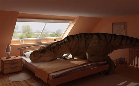 t rex trying to make a bed indominus rex some detective work on jurassic world s