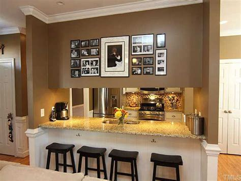 Kitchen And Dining Room Decorating Ideas Dining Room And Kitchen Decoration Wall Decor Ideas
