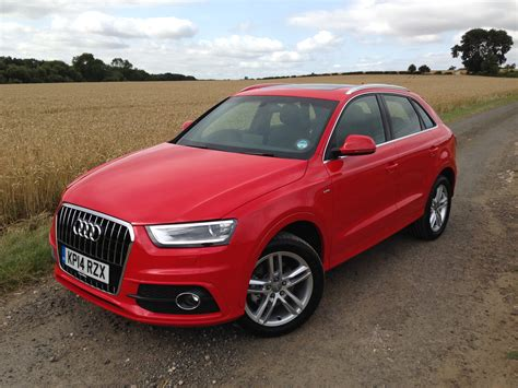 Audi Q3 1 4 Tfsi by Audi Q3 1 4 Tfsi Cheaper To Run Business Car Manager