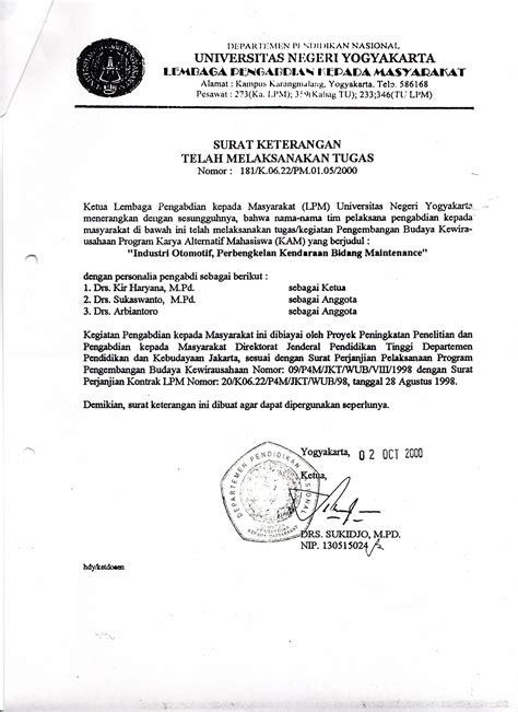 contoh surat pengangkatan karyawan tetap by legalakses motorcycle