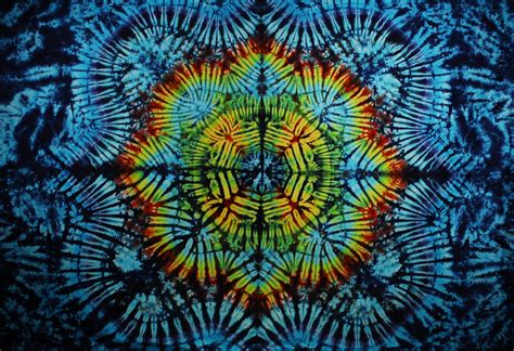 tie dye tapestry archives hippies