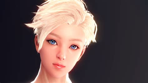 mabinogi hairstyles mabinogi get more hairstyles dark elf december 15th kr