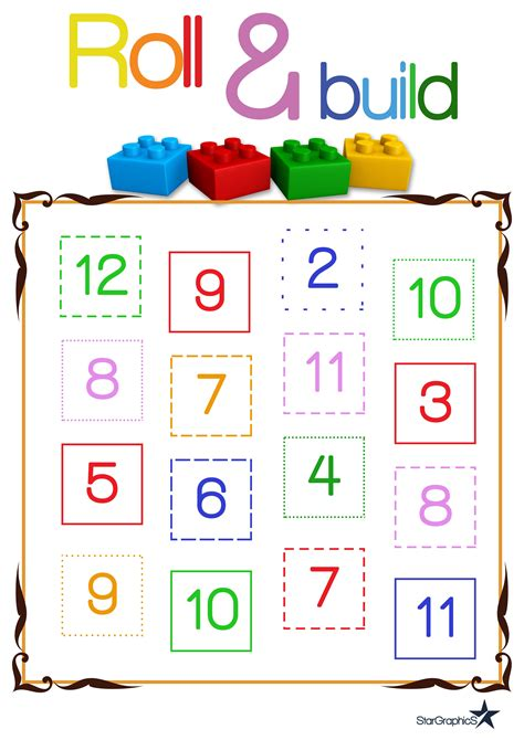 printable ordering numbers game ordering numbers least to greatest bundle roll and