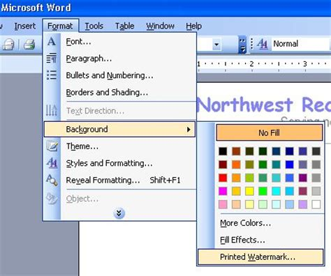 Build A Business Card In Word