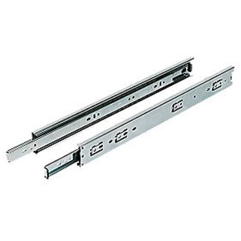 bearing drawer runners 500mm 2 pack drawer runners - Schubkasten Laufschienen