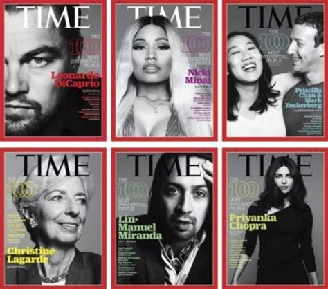 time 100 most influential people time 100 most influential people list announced for 2016