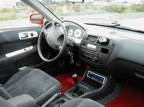 97 Honda Civic Interior by Gummers69 1997 Honda Civic Specs Photos Modification