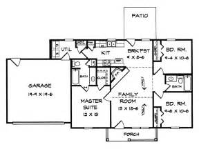 one story ranch house plans rugdots com 4 bedroom one story ranch house plans inside 4 bedroom 2