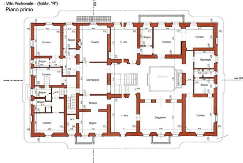 villa floor plans villa house plans modern house