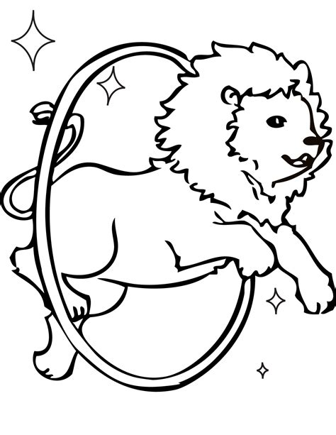 circus monkey coloring pages pics for gt circus monkey coloring pages