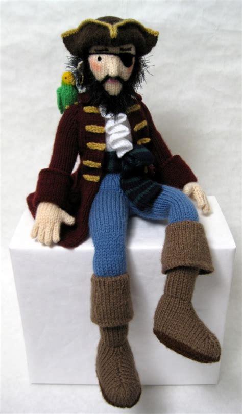knitting pattern for a pirate doll pirate alan dart alan dart