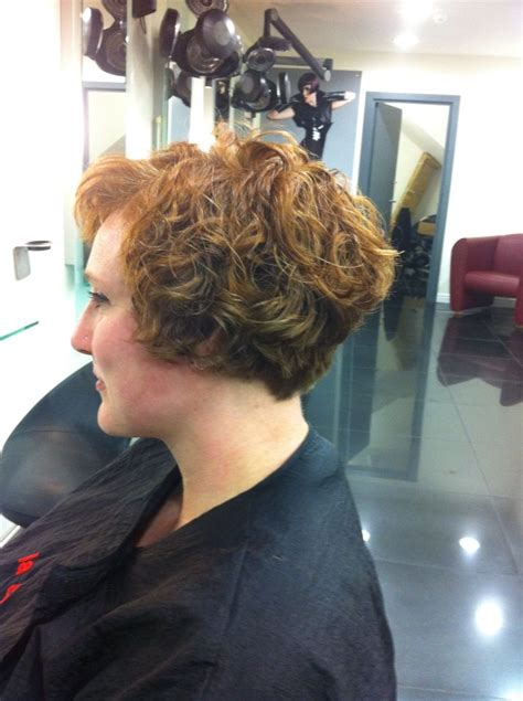 i have a new perm on my bob hairstyle how d i style it into beach waves 17 best images about my bob haircut on pinterest curly