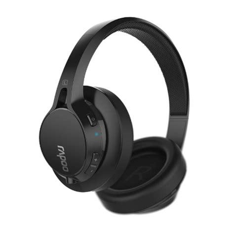 Headset Bluetooth Rapoo rapoo s200 bluetooth headphone rp050