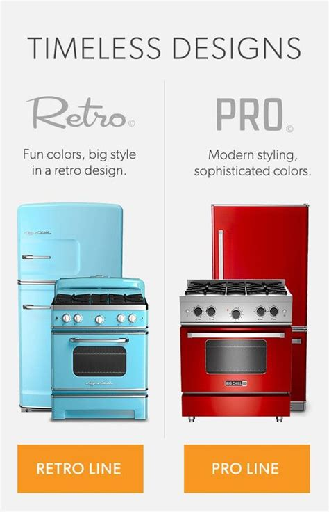 57 best images about timeless retro kitchens by elmira on big chill kitchen appliances and vintage kitchen on pinterest