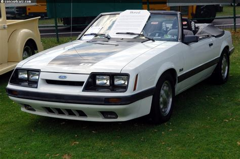 85 gt mustang 1985 ford mustang conceptcarz