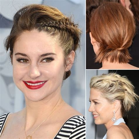 Uk Hairstyles by How To Do Updos For Hair And Bobs Popsugar Uk