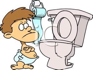 Problems Going To The Bathroom by Potty Seats