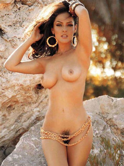 Andrea Garcia Mexican Playboy Nude Hot Wet Girl
