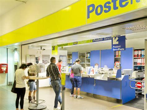 ufficio postale orari sabato uffici postali aperti di pomeriggio a