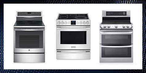5 Best Electric Range Ovens 2018   Electric Stove Reviews