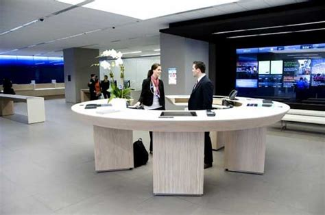 Citibank Office by Citi Rolls Out Its Version Of The Apple Store