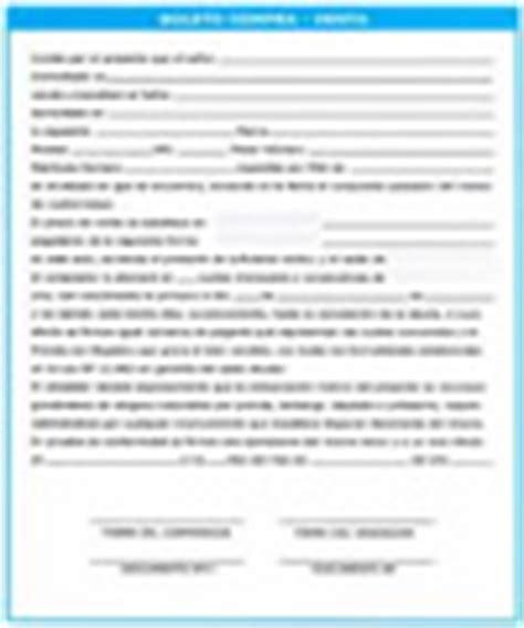 boleto de compra venta automotor tr 225 mites a seguir por la venta de un auto usado imprimir