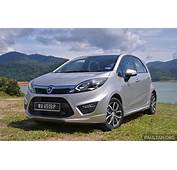 DRIVEN Proton Iriz 16 CVT Premium Video Review Paul Tan