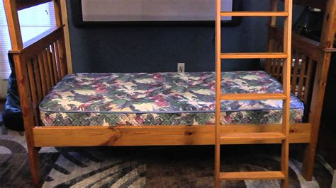 free bunk beds on craigslist bunk beds for sale on craigslist sold youtube