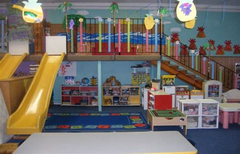 ideas for kindergarten classroom not really sure about the color scheme but the loft and