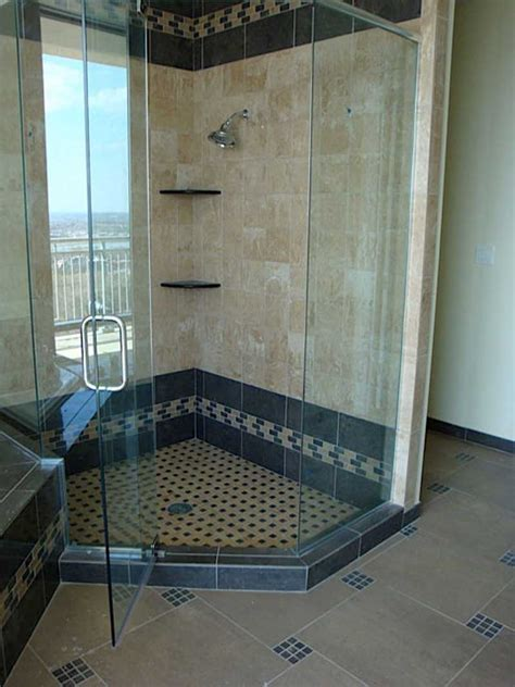 Tile Shower Ideas For Small Bathrooms Small Mosaic Tiles For Small Bathrooms White Joy Studio