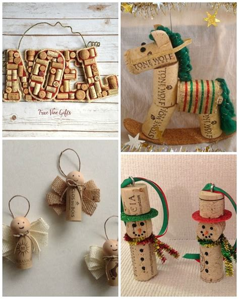 christmas ideas for wine corks wine cork craft ideas crafty morning