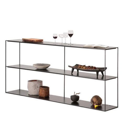 etagere silber slim irony sideboard shop zeus at artemest