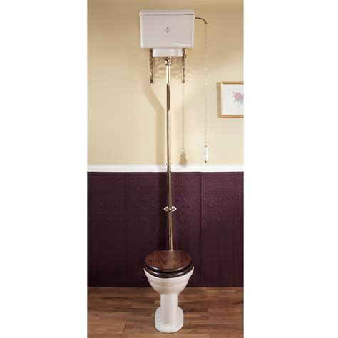 silverdale high level toilet now at