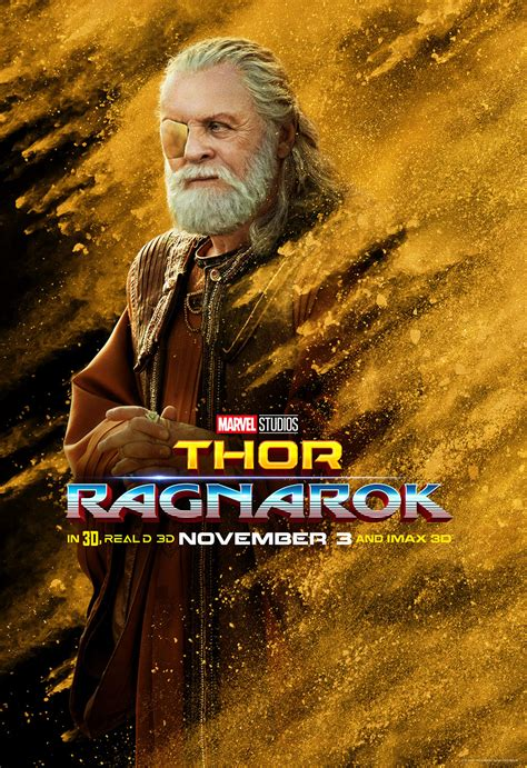 thor ragnarok plot synopsis released ign news one thor ragnarok gets new character posters for thorsday