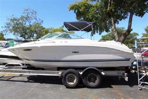 sea ray 225 weekender boats for sale sea ray 225 weekender boats for sale yachtworld